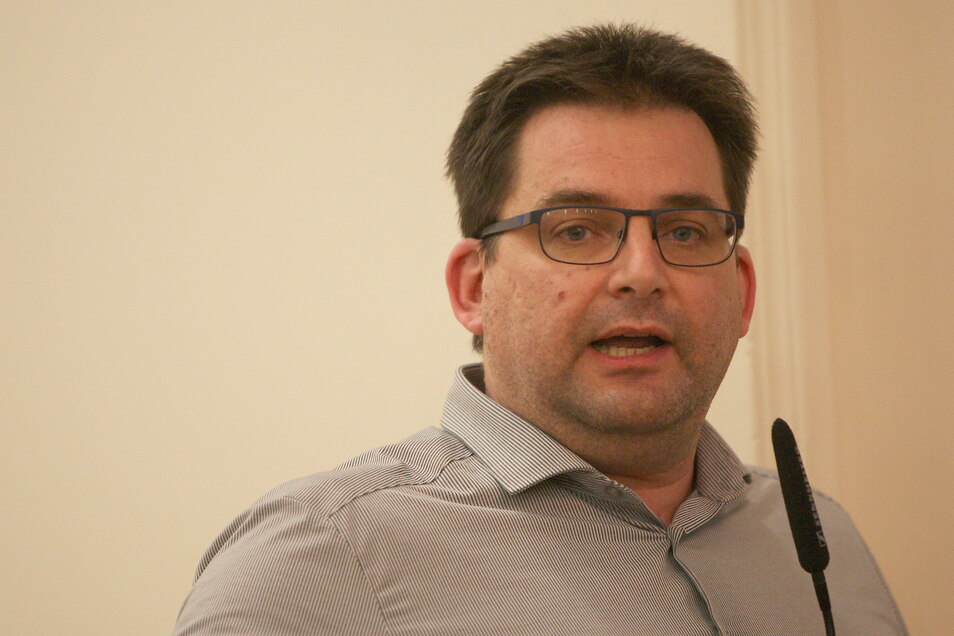 Der Pirnaer SPD-Stadtrat Ralf Wätzig: Die gekürzten Vereinszuschüsse nehmen wir so nicht hin.