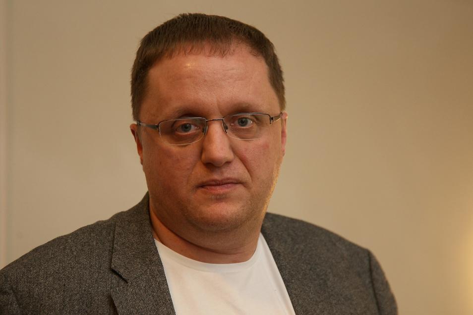 Maik Günther (Linke) tritt das ehrenamtliche Bürgermeisteramt in Gohrisch nun nicht an.