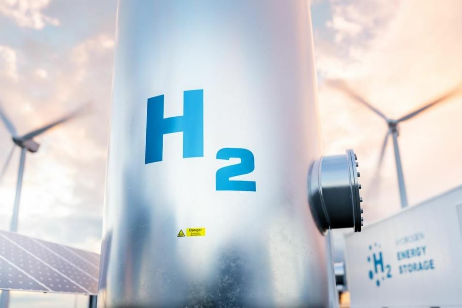Rund um Wasserstoff als Basis für Forschung und Wirtschaft geht es bei einer Online-Inforunde am 27. April.