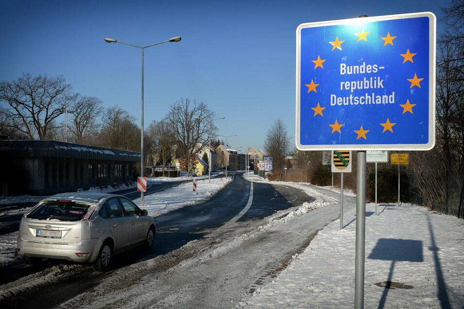 Mehr als 10.000 Tschechen pendeln normalerweise nach Sachsen. Jetzt ist es etwa die Hälfte.