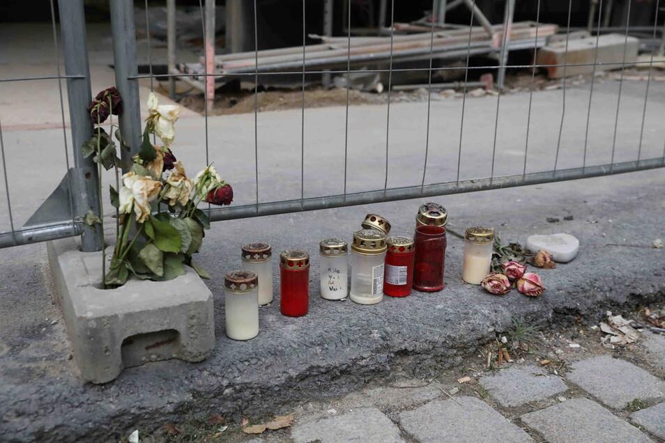 An der Rosmaringasse wurden zwei Männer mit einem Messer attackiert, weil sie schwul sind.