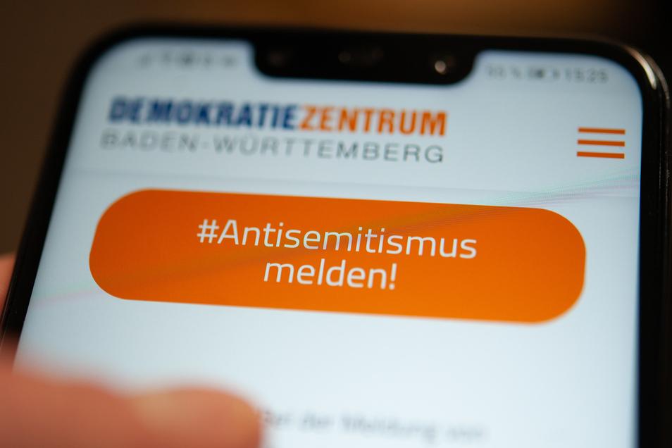 Das Demokratiezentrum Baden-Württemberg hat eine eigene Antisemitismus-Meldestelle ins Leben gerufen.