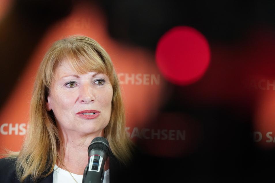 Sachsens Integrationsministerin Petra Köpping hat Todesdrohungen erhalten.