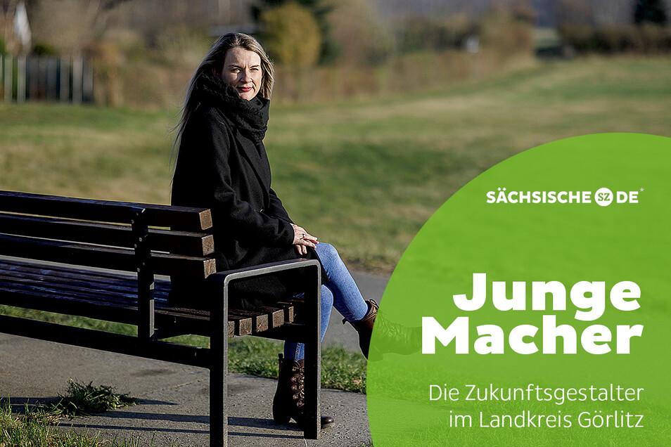 Janet Schulz ist Vorstand beim DRK in Görlitz.
