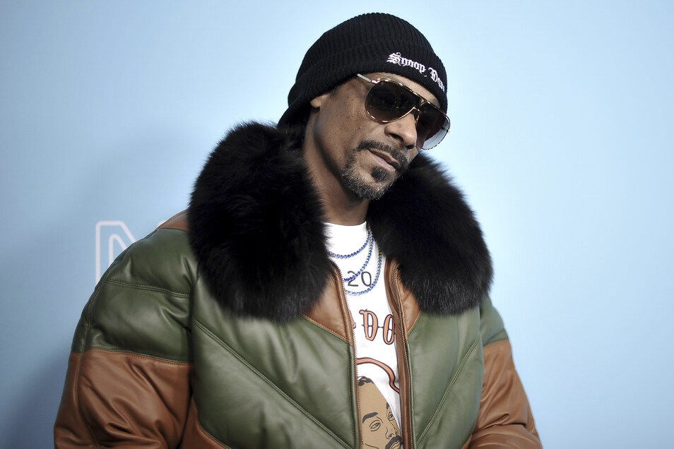 Star des Abends: Snoop Dogg