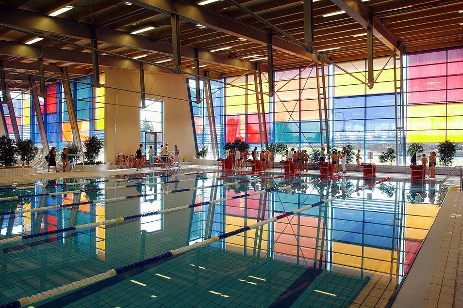 Im Bautzener Röhrscheidtbad soll bald wieder Schulschwimmen möglich sein. Im Kamenzer Hallenbad geht es damit am 7. Juni los.