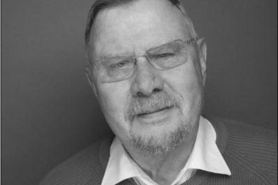 SPD-Stadtrat Gotthold Schwerk ist im Alter von 74 Jahren gestorben.