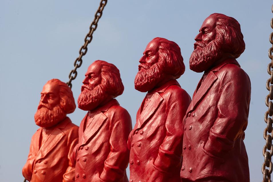 Schwer zu fassen: Karl Marx äußerte sich oft judenfeindlich, zugleich kämpfte er für Rechte und Gleichberechtigung der Juden.