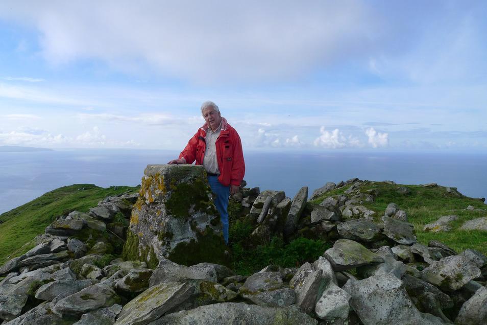 arhad Vladi auf Ailsa Craig in Schottland - die einsame Insel wird Zivilisationsflüchtlingen von Vladi Private Islands angeboten.