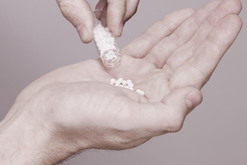 Die Wirksamkeit von homöopathischen Mitteln ist höchst umstritten.