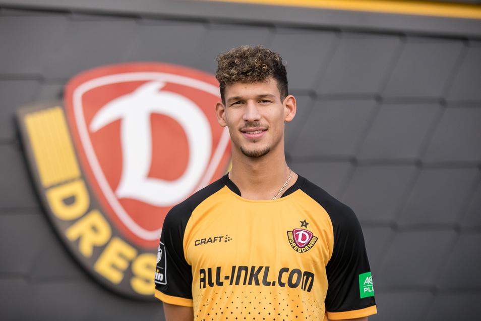 Der 23-jährige Heinz Mörschel ist Dynamos nächster Neuzugang. Er übernimmt die Trikotnummer 8.