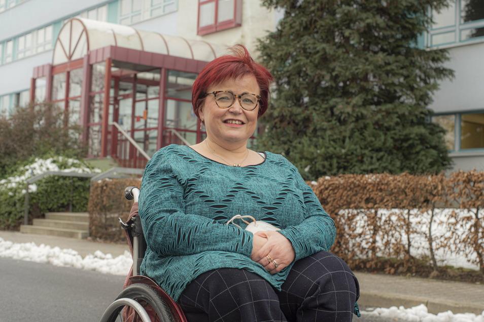 Ulrike Pohl ist Schulsozialarbeiterin am Gotthold-Ephraim-Lessing-Gymnasium in Kamenz. In der Allianz für Schulbegleitung setzt sie sich für die Chancengleichheit von Kindern und Jugendlichen beim Lernen ein.