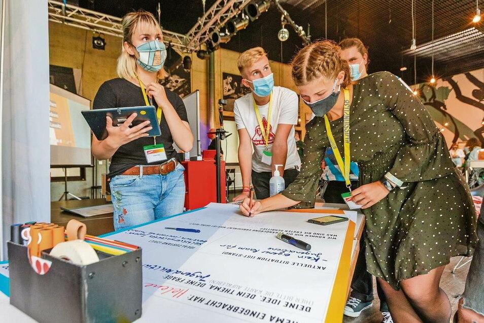 Beim Meeting in Hoyerswerda siegte ein Jugendklub-Projekt.