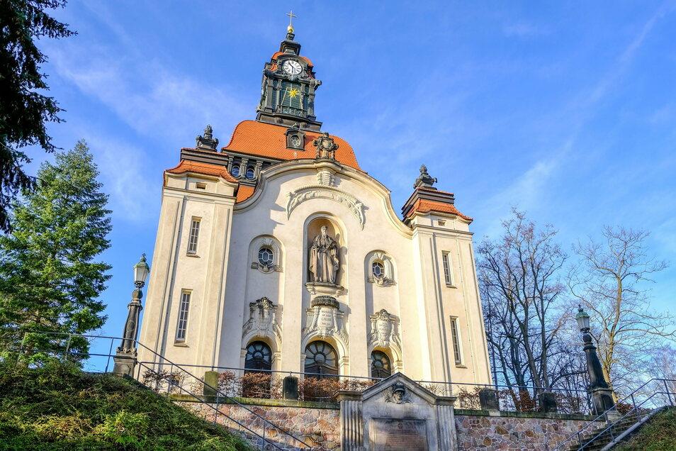 Die Moritzburger Kirche ist neben Gotteshäusern in Radebeul und Reichenberg einer der Veranstaltungsorte beim Kirchspielwochenende.