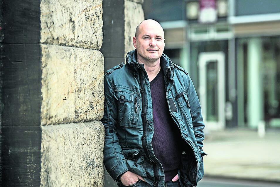 Sven Dörendahl ist Kopf und Herz des VC Dresden. Der Vereinsvorsitzende erläutert zwar den Deal, nennt allerdings keine konkreten Zahlen.