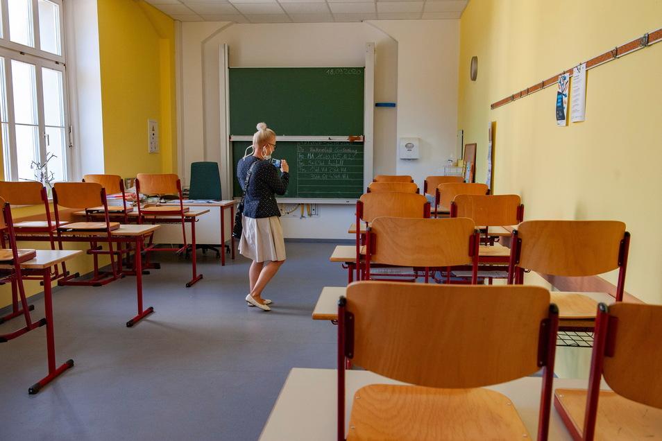 Das war es. Bis Ostern schaffen es die Schulen im Landkreis Meißen nun nicht mehr, offen zu bleiben. Sie müssen am Montag schließen. Die Inzidenz hat die 130 erreicht.