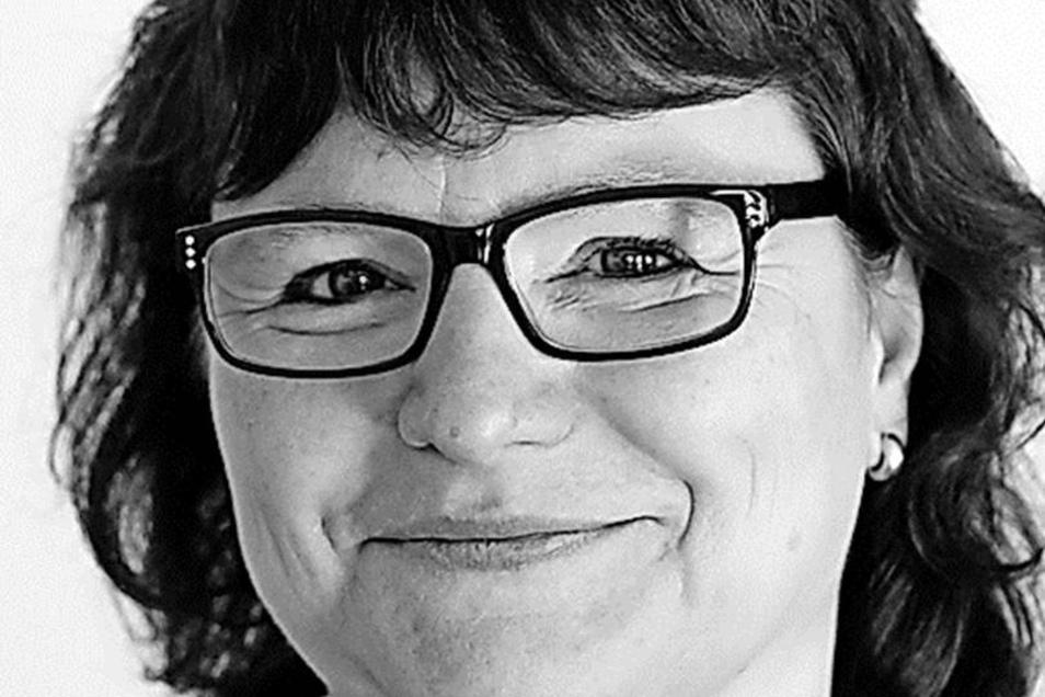 Marion Junge (50), Linke-Spitzenkandidatin