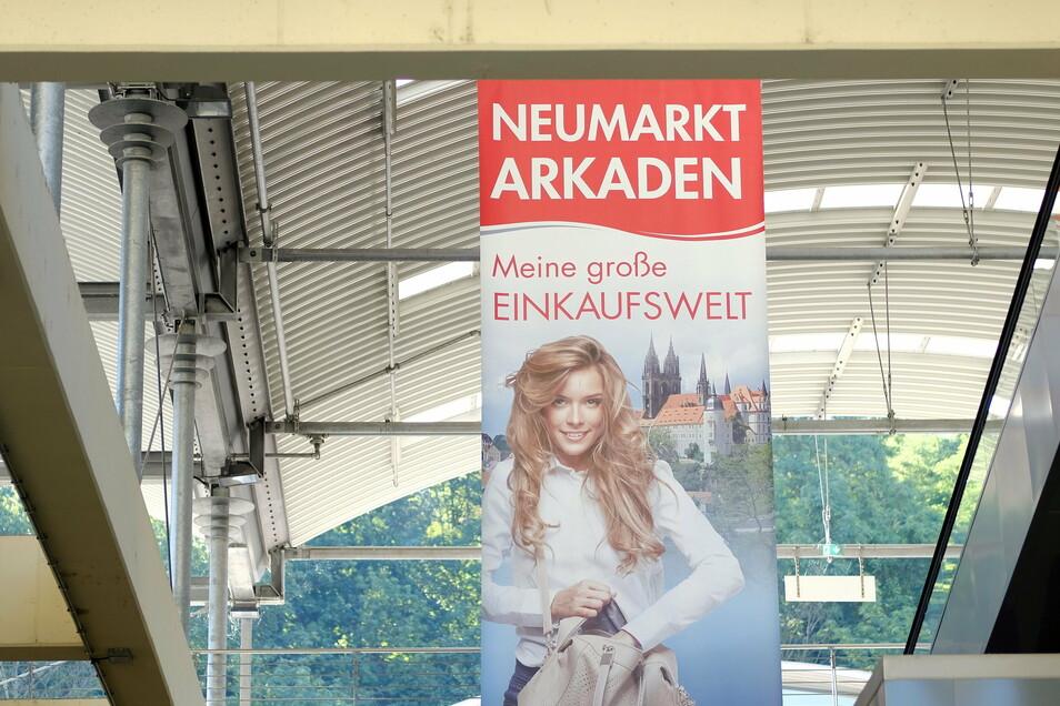 SZ-Leser empfinden die Neumarkt Arkaden alles andere als attraktiv.