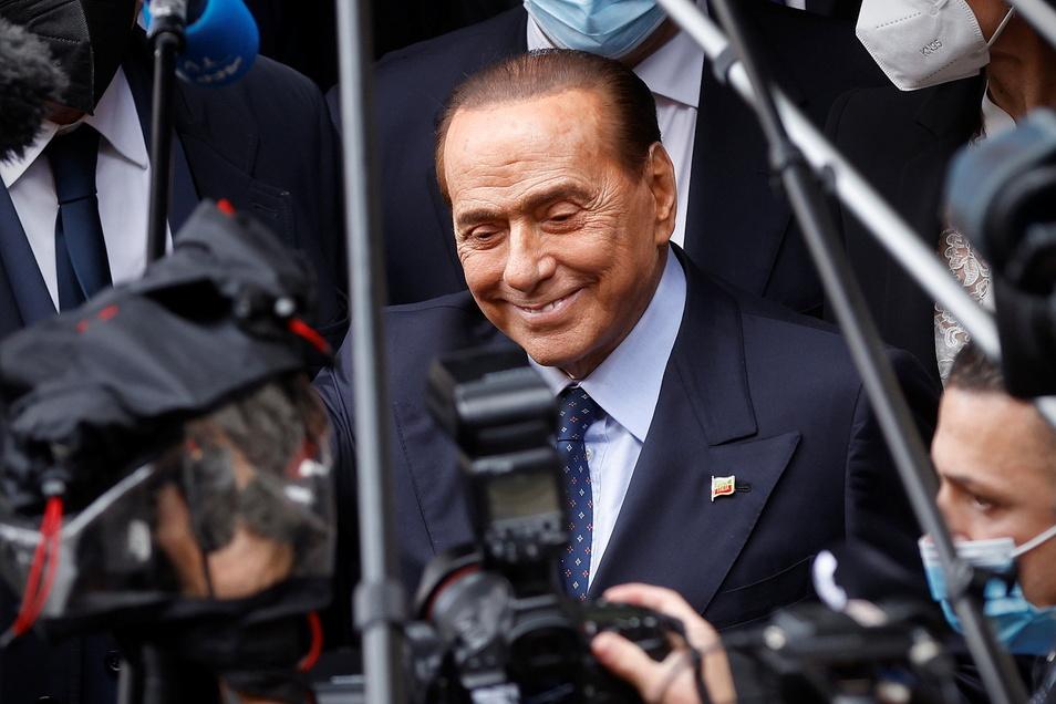 Propaganda-Profi: Silvio Berusconi.