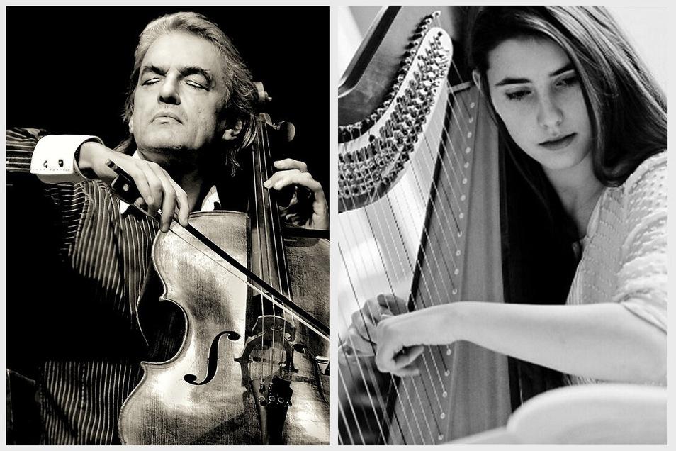 Ramón und Serafina Jaffé, international gefeierte Musiker, haben die künstlerische Leitung beim Kammermusikfest Oberlausitz.