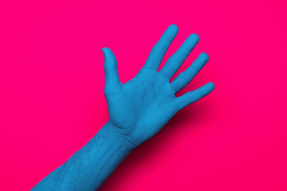 Einmal die Hand gereicht, für immer gefärbt?