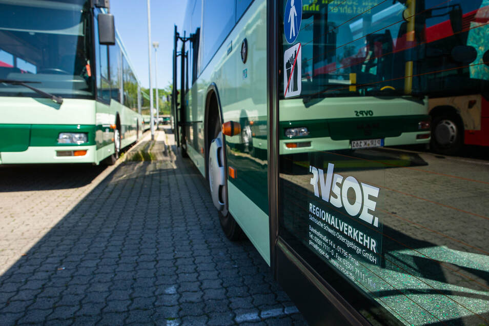 Ab 20. April fahren wieder mehr Busse im Landkreis.