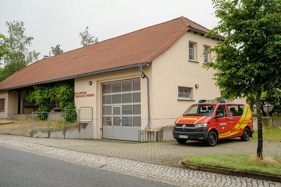 Das Feuerwehrgerätehaus in Salzenforst entspricht nicht den aktuellen Anforderungen. Auch hierfür gab es eine Fördermittelabsage.