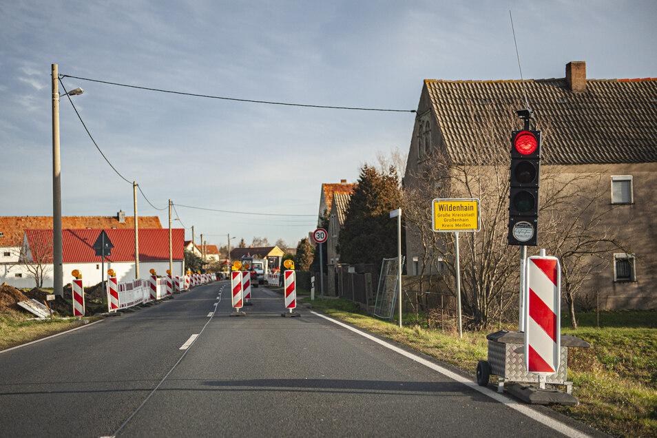 Auch in Wildenhain ist der Breitbandausbau jetzt so gut wie abgeschlossen.