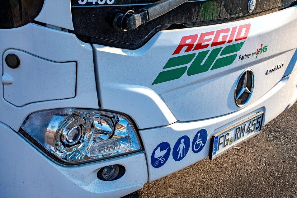 Unternehmen des Verkehrsverbundes Mittelsachsen (VMS) wie Regiobus kehren weitestgehend zu den normalen Fahrplänen zurück.