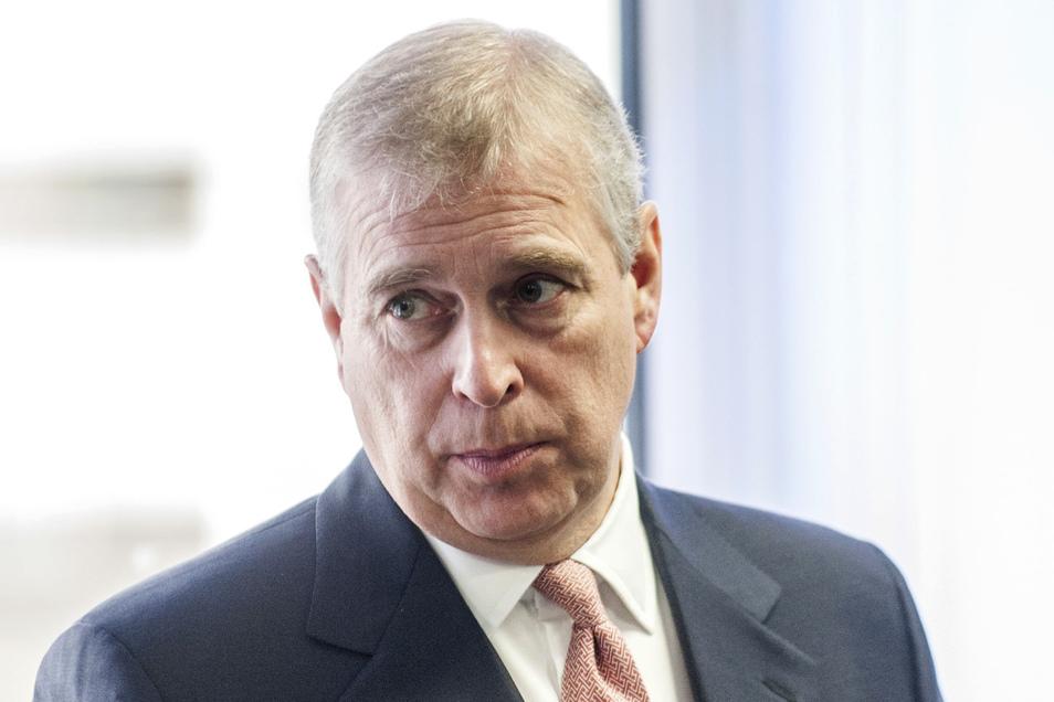 Epstein-Skandal: Prinz Andrews Anwälte klagen über US-Vorwürfe