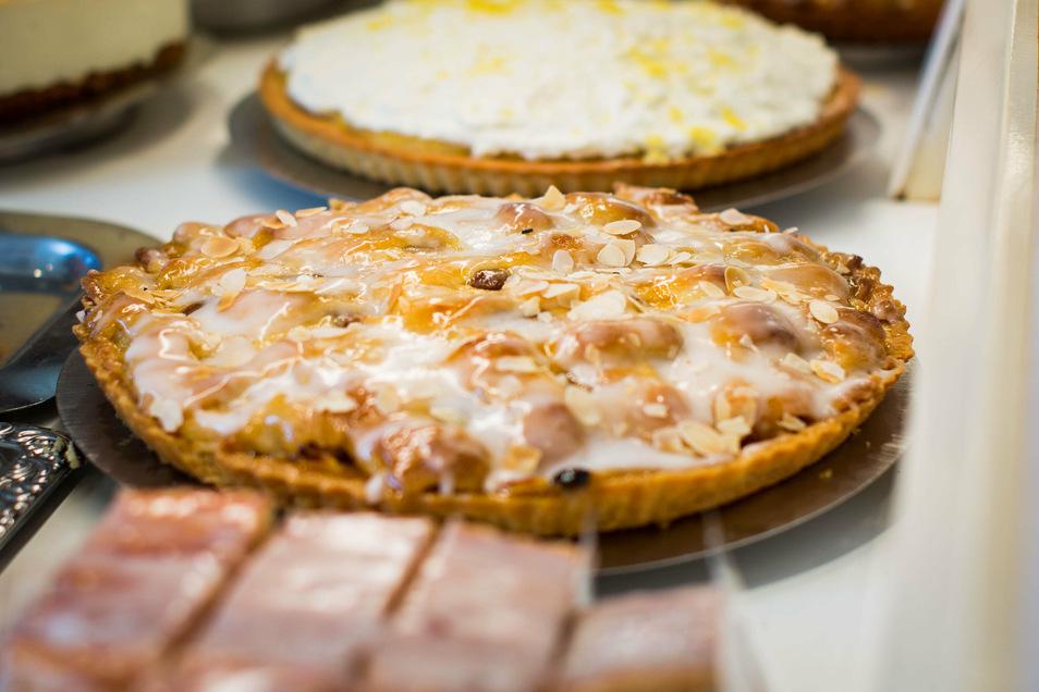 Auch den berühmten Schwedischen Apfelkuchen wird es im kommenden Jahr in Bannewitz geben.