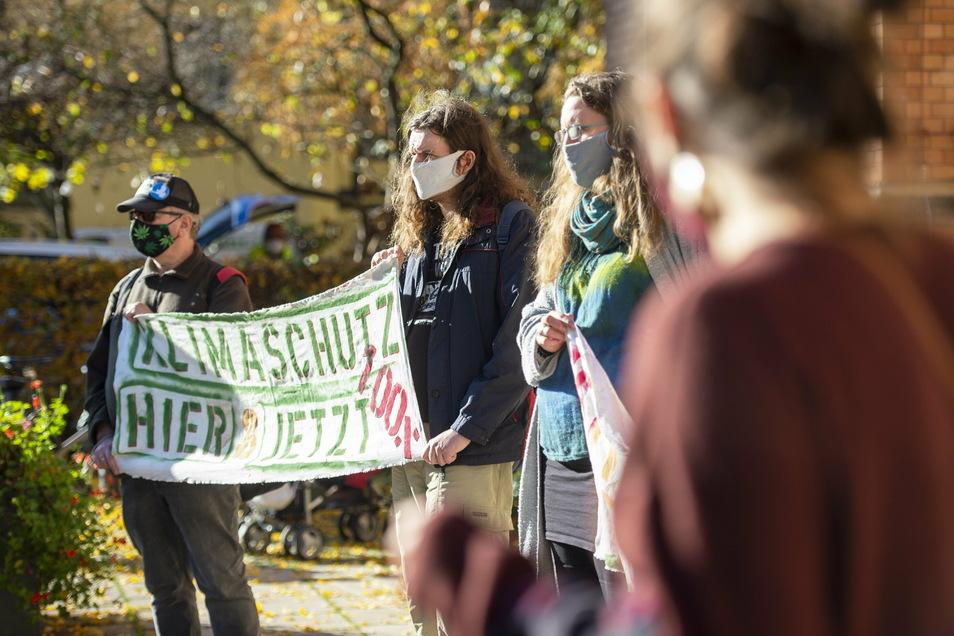 Tharandt for Future will mehr Klimaschutz in der Kommune. Doch wie bringt man seine Themen auf die politische Agenda?