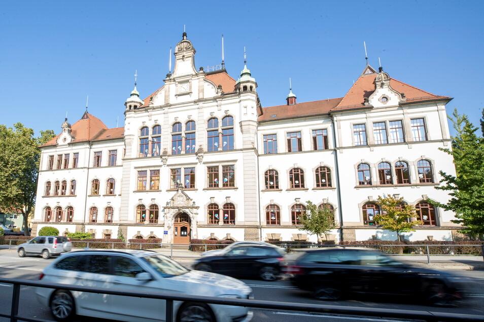 Die Gotthold-Ephraim-Lessing-Grundschule in Pirna hat ein Problem.