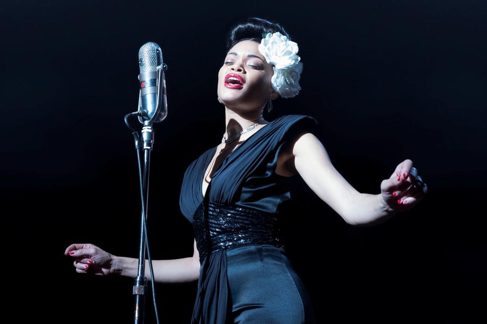 Für ihre Darstellung der schwarzen Gesangs-Ikone bekam Andra Day den Golden Globe als beste Darstellerin.