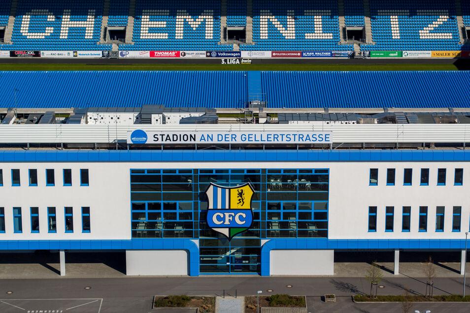 Auch der Chemnitzer FC spielt in der 3. Liga. Am Montag haben die Klubs dafür gestimmt, die Saison fortzusetzen.
