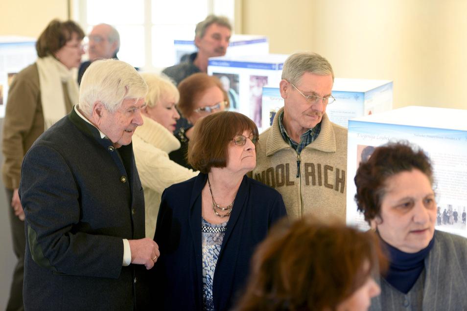 Ob Dauer- oder Sonderausstellungen, das Damastmuseum in Großschönau konnte 2018 mehr Besucher begrüßen.