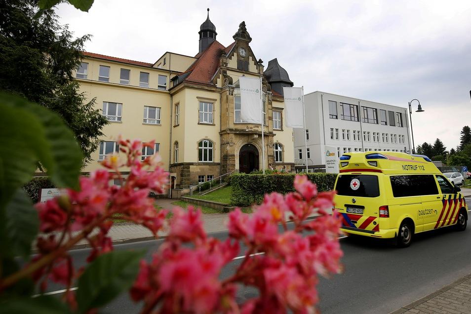 Im Ranking des F.A.Z.-Instituts belegt die Radeberger Klinik vordere Plätze.