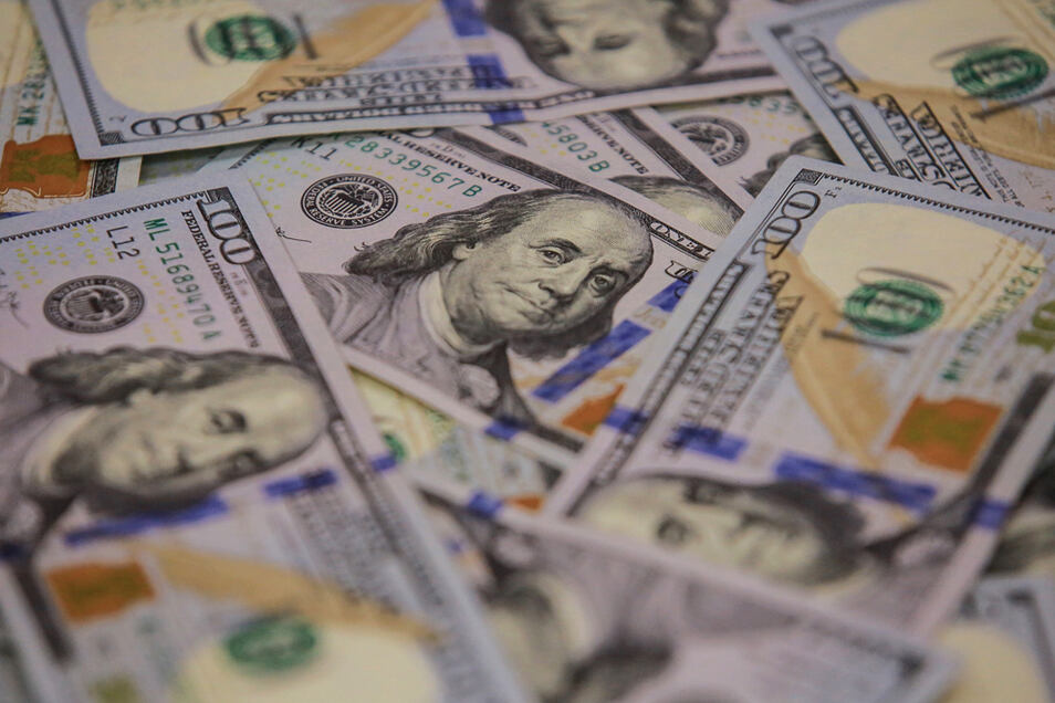 Die Credit Suisse berechnet das weltweite Vermögen in Dollar.