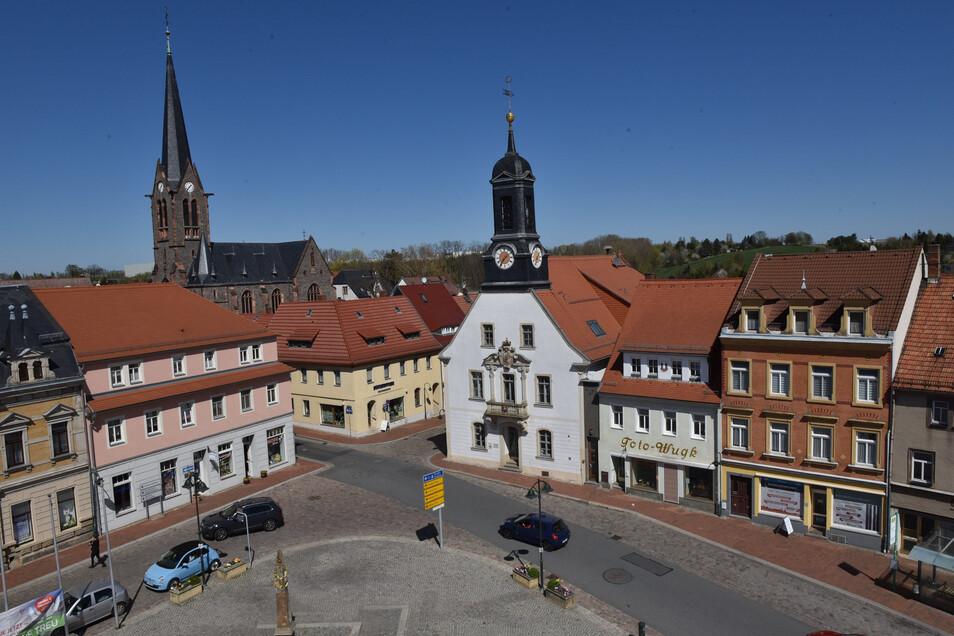 Im April findet keine Ratssitzung in Wilsdruff statt.