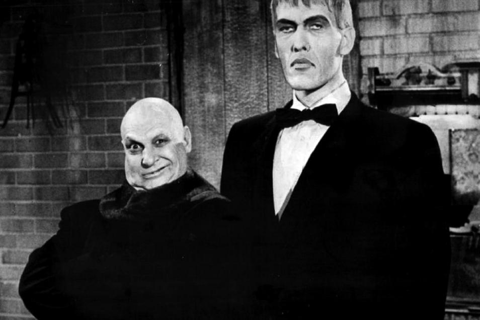 """Die legendäre Serie """"The Addams Family"""" aus den 60er-Jahren prägte das Bild der Charaktere."""