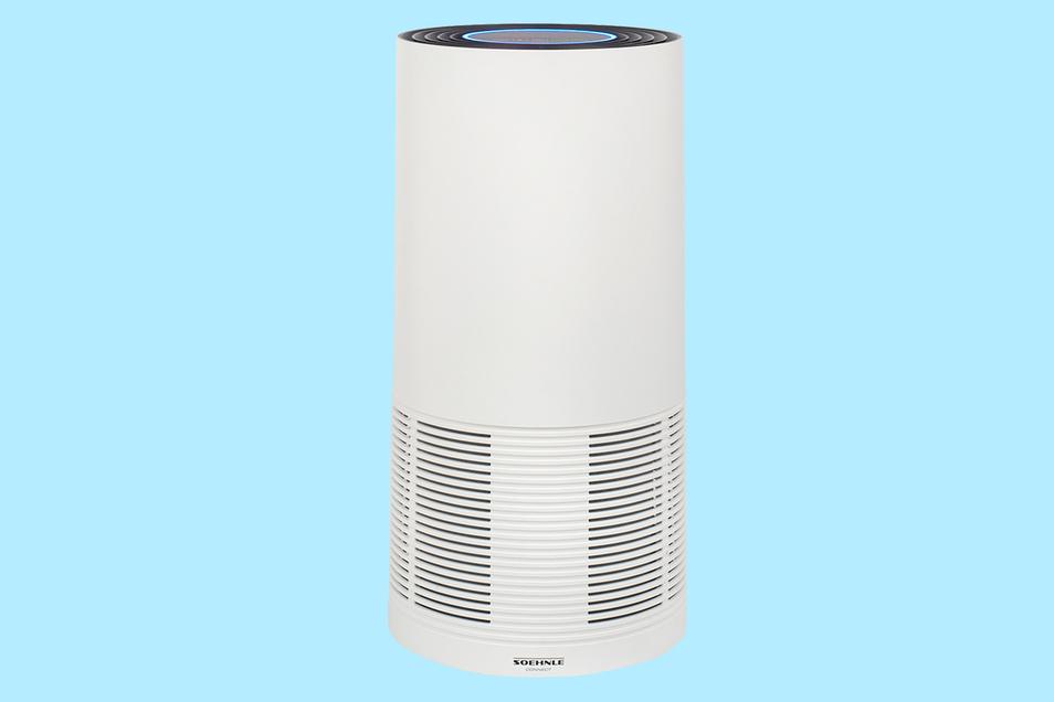 Soehnle Airfresh Clean Connect 500: häufigerer Filterwechsel nötig. Preis: ca. 350 Euro