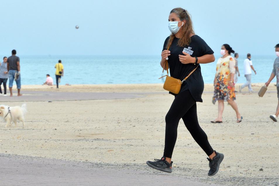 Nur vorübergehend oder künftig immer: Abstand, Mund- und Nasenschutz?