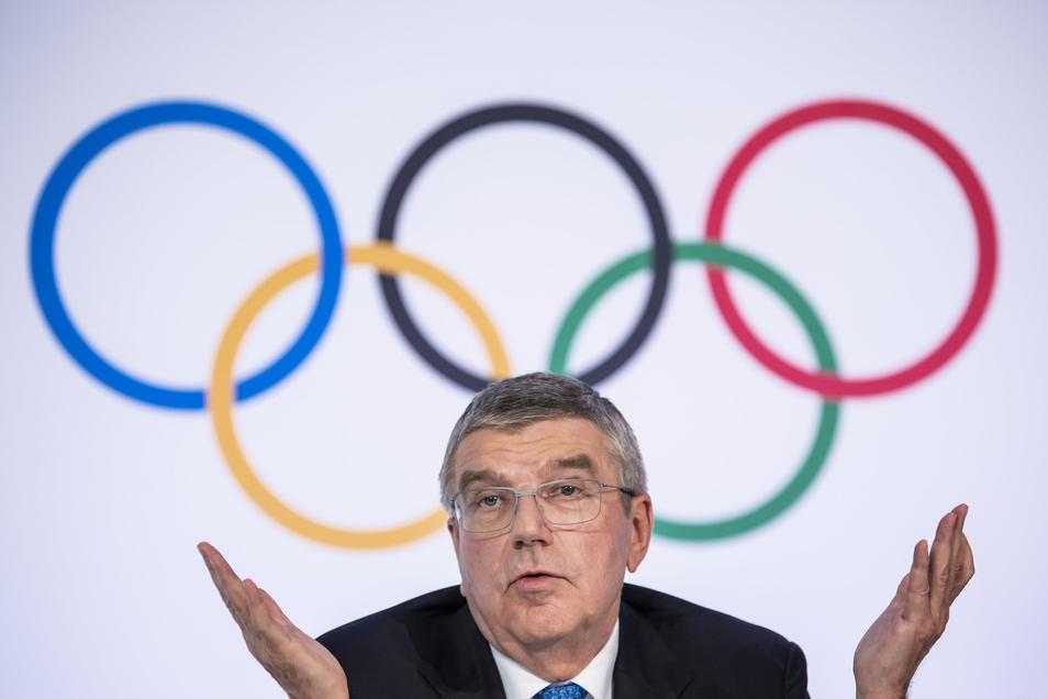 Thomas Bach genießt im IOC große Zustimmung.