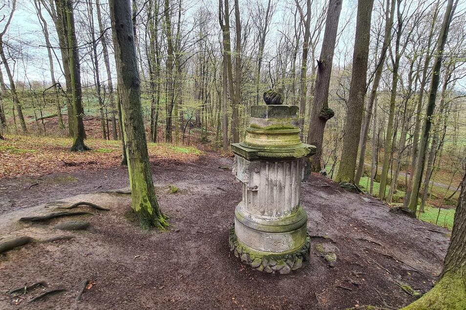 Das Monument der Freundschaft.