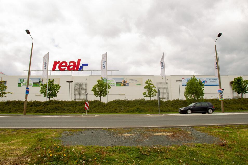 Wie geht es weiter mit dem Real-Gelände in Heidenau?