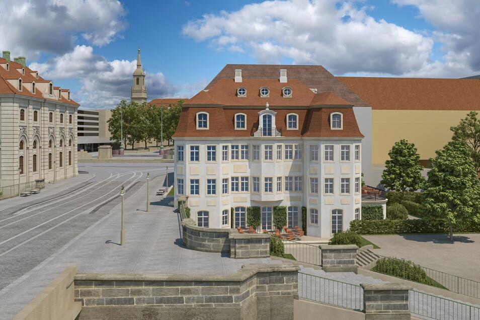 Mit seinem Entwurf des Narrenhäusels hat Martin Trux den Architekturwettbewerb gewonnen.