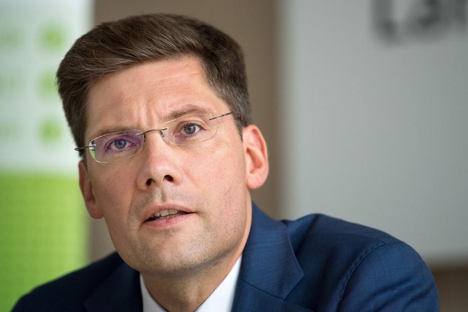 Christian Hirte (CDU), Beauftragter der Bundesregierung für die neuen Bundesländer.