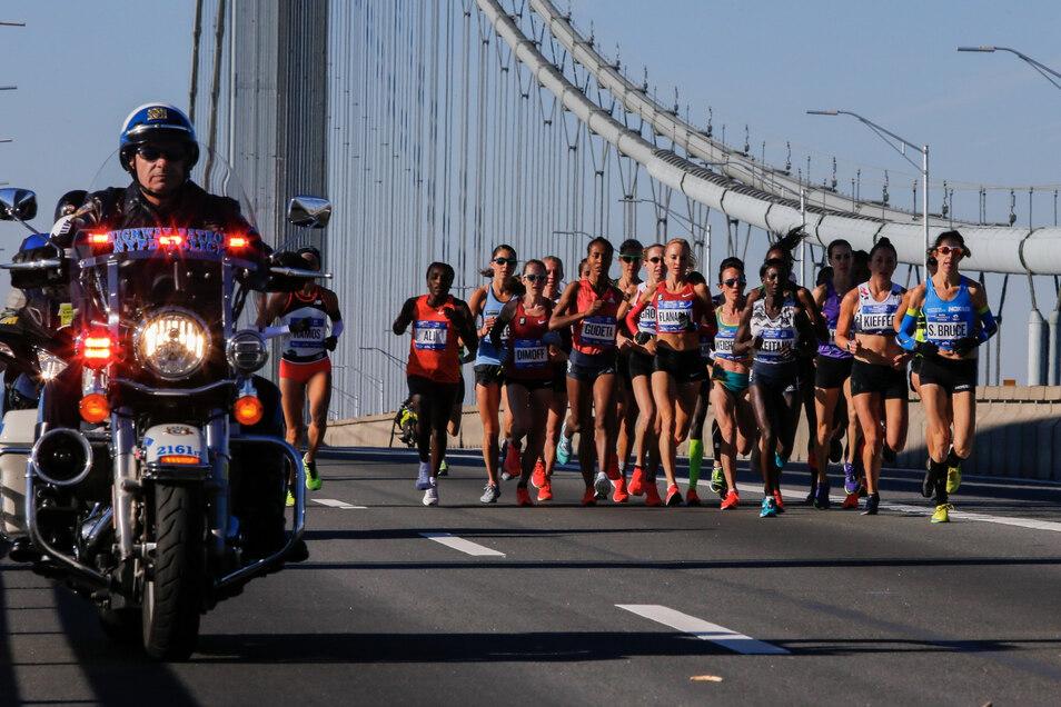 Auch New York muss dieses Jahr ohne Marathon überbrücken.