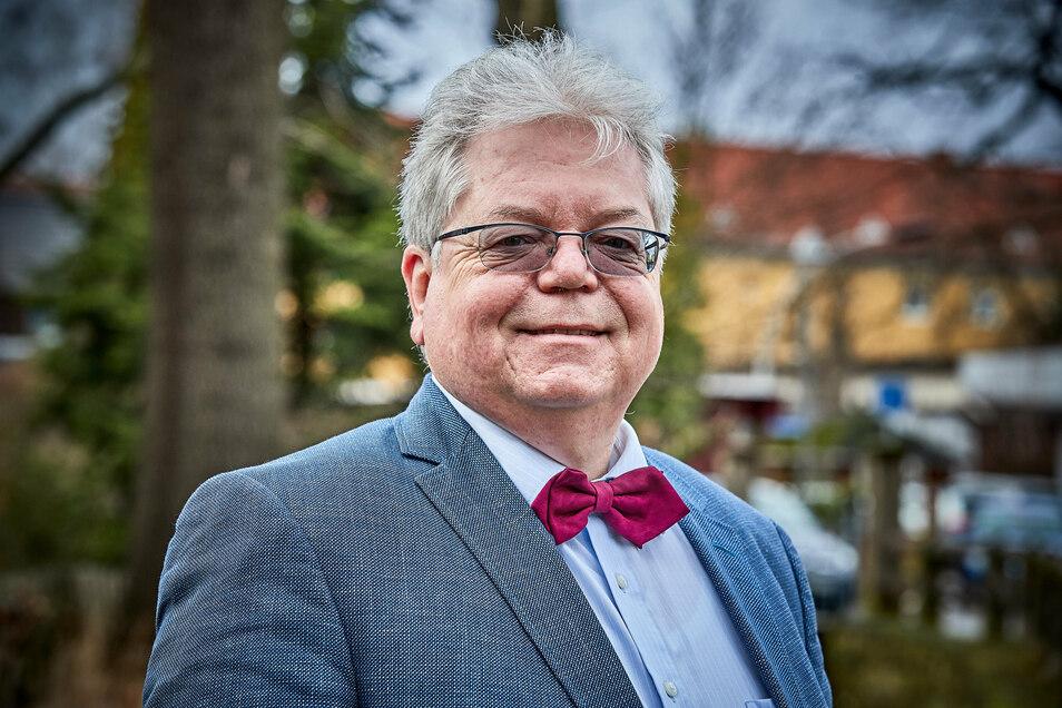 Peter Weinholtz ist der neue Generalsekretär der FDP in Sachsen.