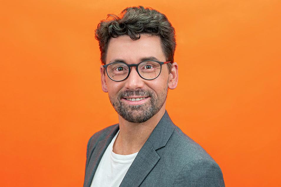 Marcus Lieder kandidiert bei der Bundestagswahl für die ÖDP.